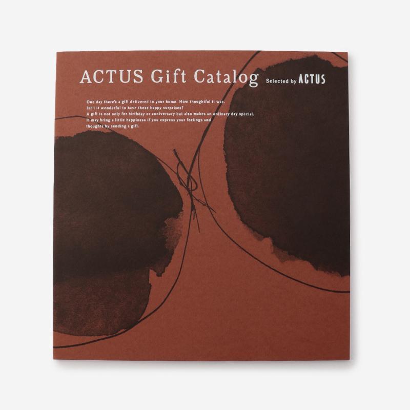 ACTUSギフトカタログ U_R/アーバンレッド(リボン)