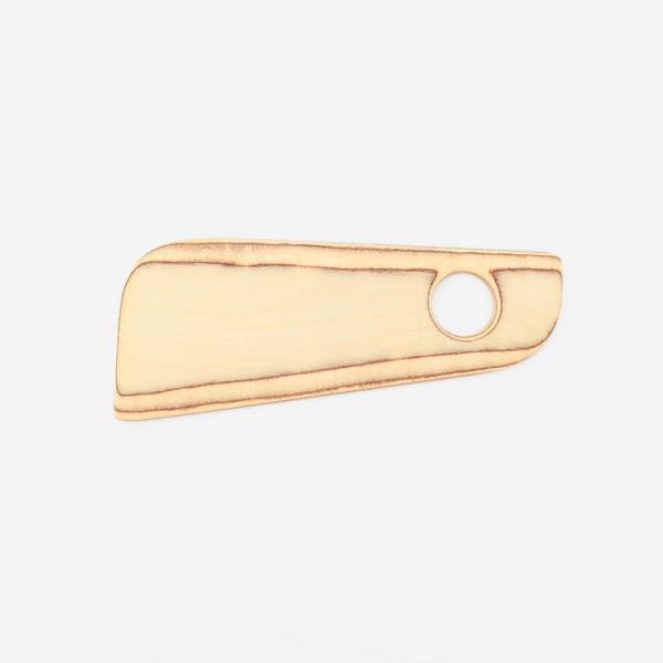 OLIVE DESIGN ウッドプレート PADDLE 40×18cm