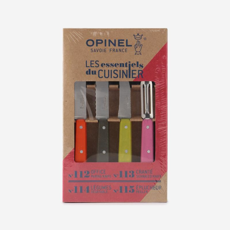 OPINEL パントリーナイフ 4PCSセット
