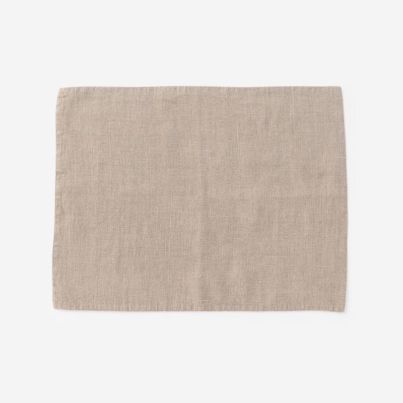LINEN TALES プレースマット 35cm×45cm ナチュラル