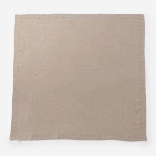 LINEN TALES クロス 140cm×200cm ナチュラル