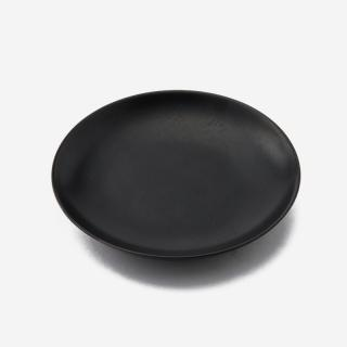 HASEGAWA 丸茶托(黒)