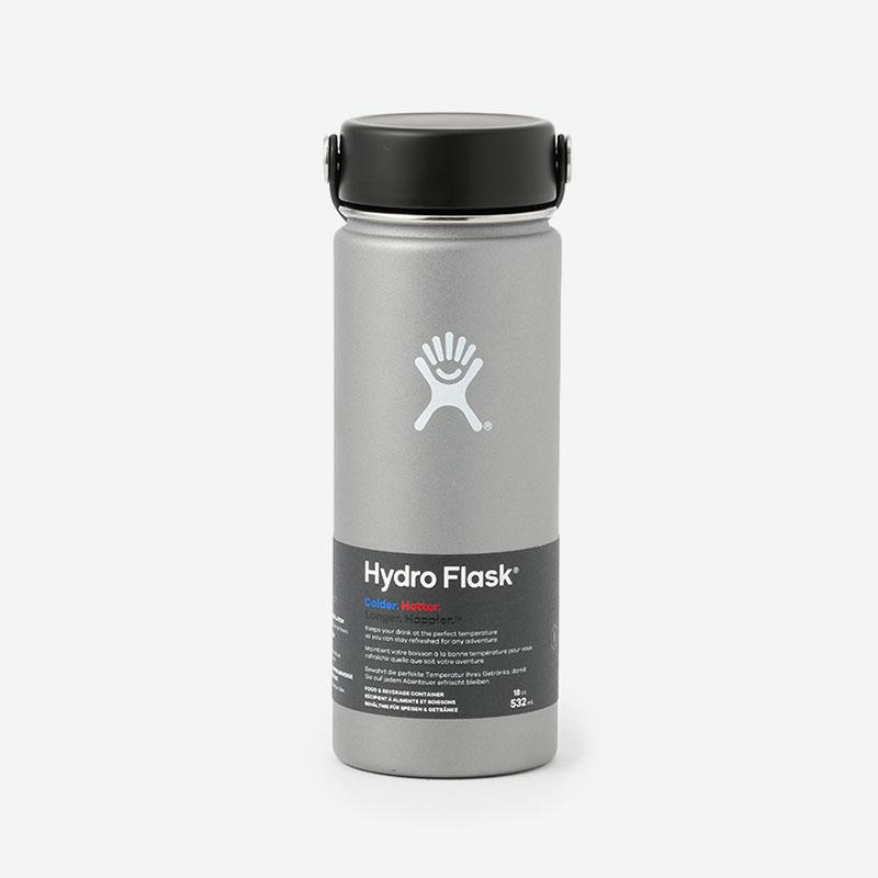Hydro Flask 18oz グラファイト