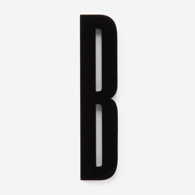 DESIGN LETTERS+e-Types 屋外用レター B