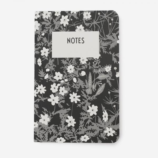 DESIGN LETTERS Flower by Arne Jacobsen NOTEBOOK(S)