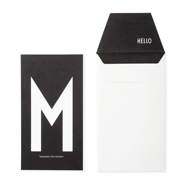 DESIGN LETTERS+Arne Jacobsen GREETING CARD M