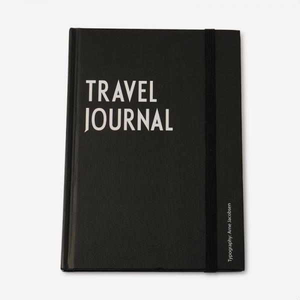 DESIGN LETTERS+Arne Jacbsen TRAVEL JOURNAL