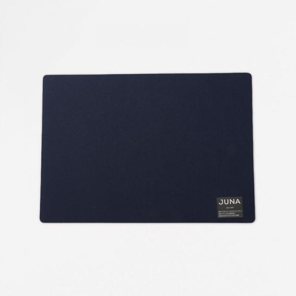 JUNA プレースマット BASIC TWIL BLUE