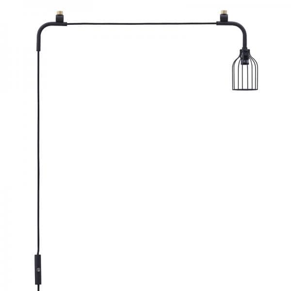 DRAW A LINE 008 Lamp B Black(002用)