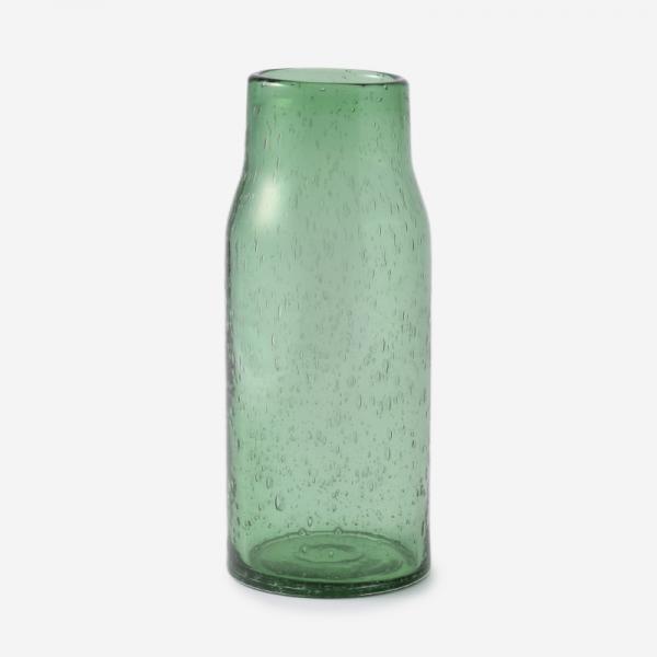 バブルガラスベース Sサイズ スベルト グリーン