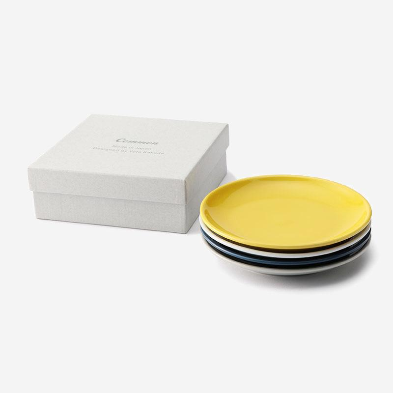 COMMON GIFT 4P PlATE SET