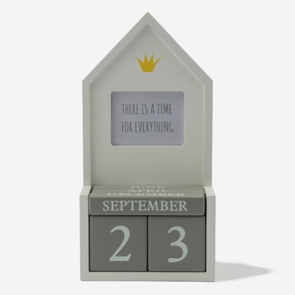 Les Dou Dou bebe HOUSEフォトフレーム+カレンダー