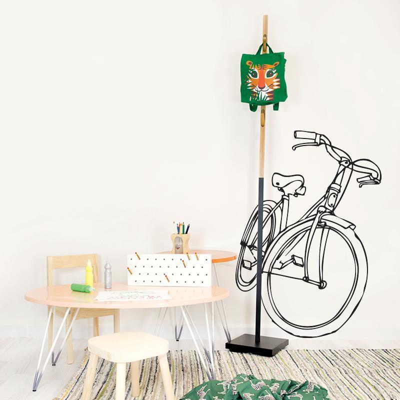 My bike ウォールステッカー