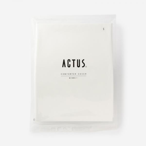 PROTECTOR 布団カバー(シングル) 150×210 WHITE