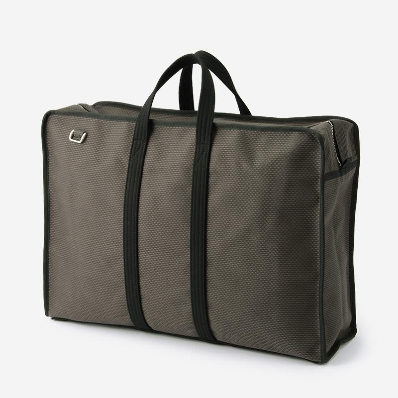 CaBas No.31 Weekender Gray/Black