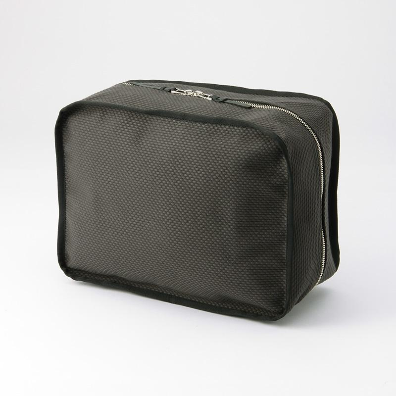 CaBas No.35 Pouch L Gray/Black