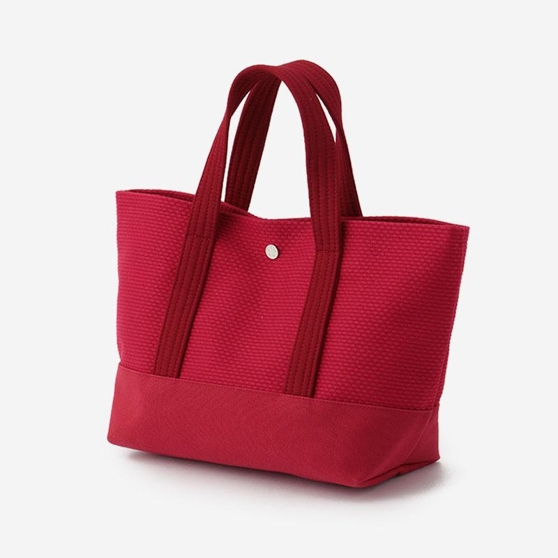 CaBas No.1 Tote small Red/Red