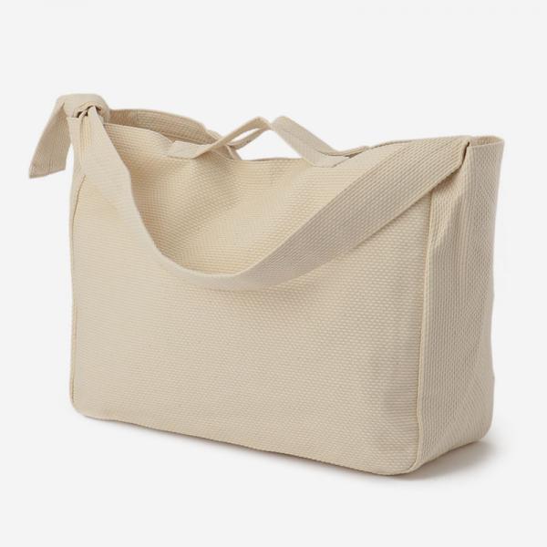CaBas No.41 News Paper Bag White