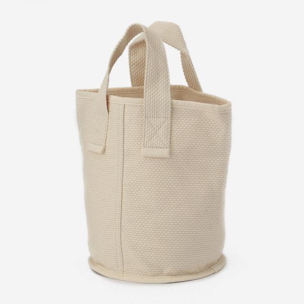 CaBas No.49 Laundry Bag Small White/White