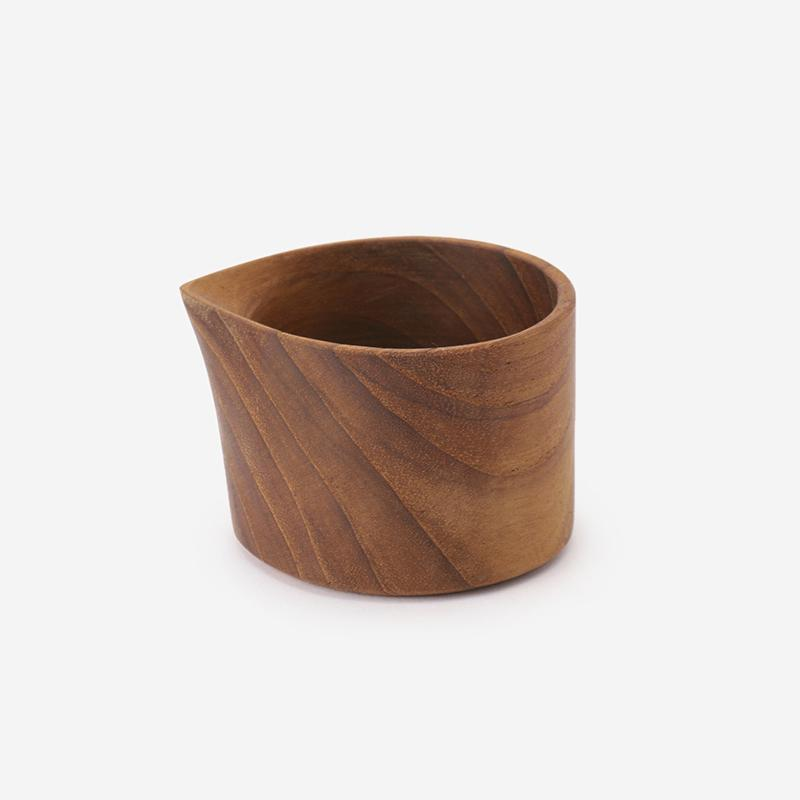 RISE&SHINE WOOD BEAKER (XL)