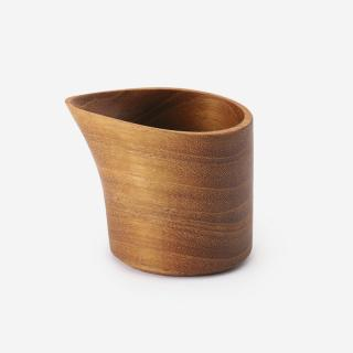 RISE&SHINE WOOD BEAKER (L)