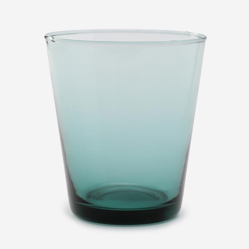 EASTERN GLASS タンブラー グレーグリーン