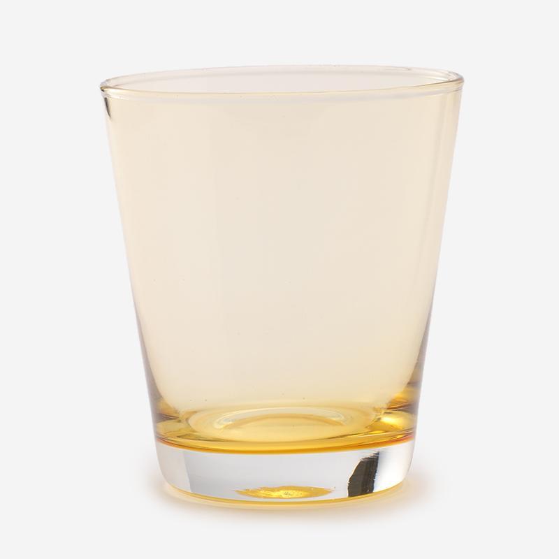 EASTERN GLASS タンブラー ダークハニー