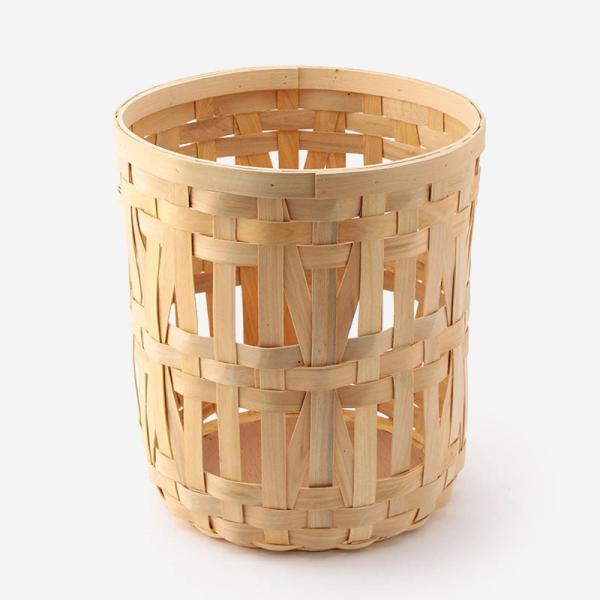 水杉バスケット ランドリー(サークル) 30×35