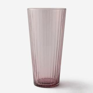 ハンドメイドガラスベース RIB Lサイズ パープル