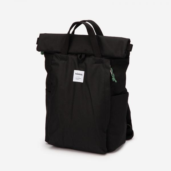 hellolulu TATE(テイト) 2WAYバックパック ブラック