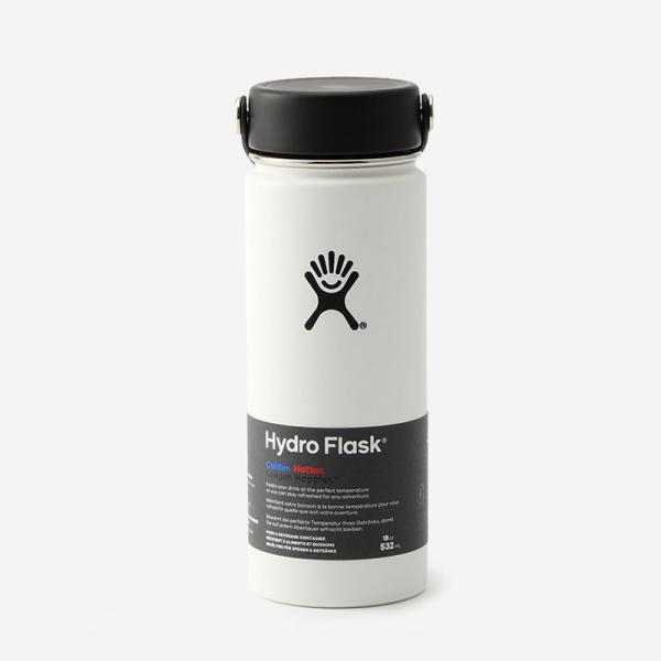 Hydro Flask Hydration 18oz ホワイト