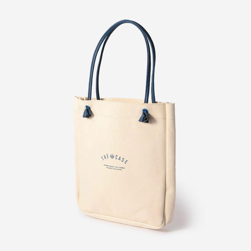 THE CASE MARCHE TOTE ブルー