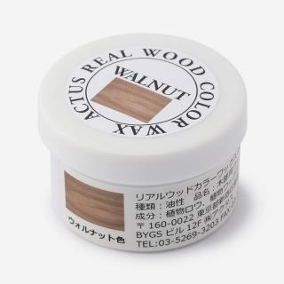 ACTUS REAL WOOD WAX  WALNUT