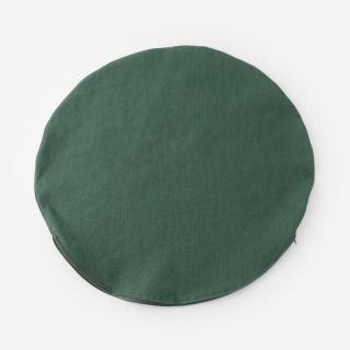 SHERWOODクッションカバー R65cm グリーン