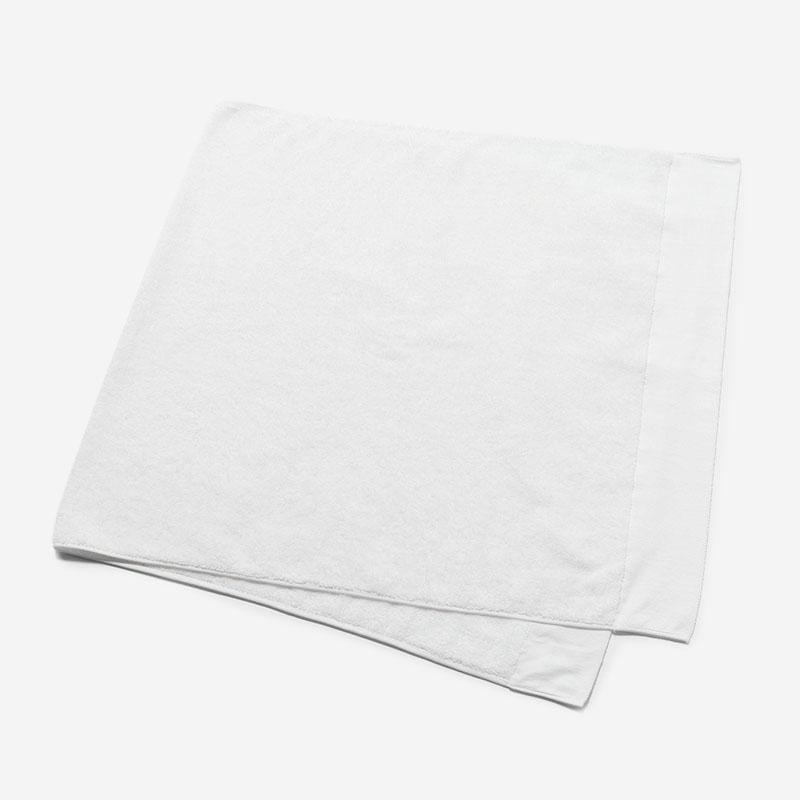 EVERY 17AW バスタオル ホワイト 60×130cm