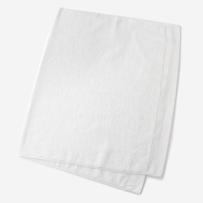 EVERY 17AW ミニバスタオル ホワイト 60×100cm
