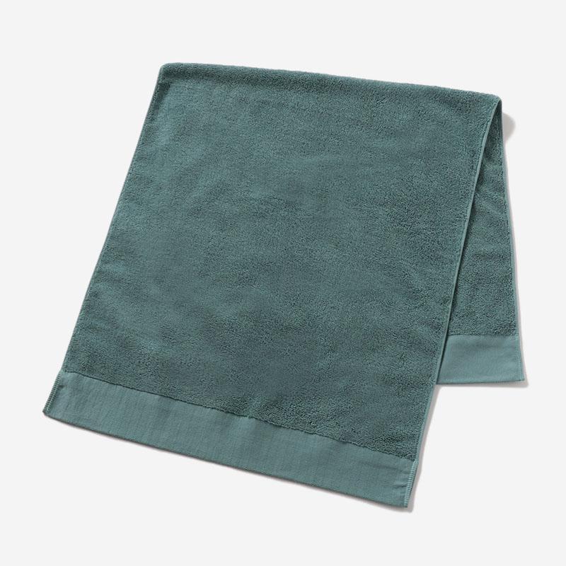 EVERY 18SS バスタオル ブルー 60cm×130cm