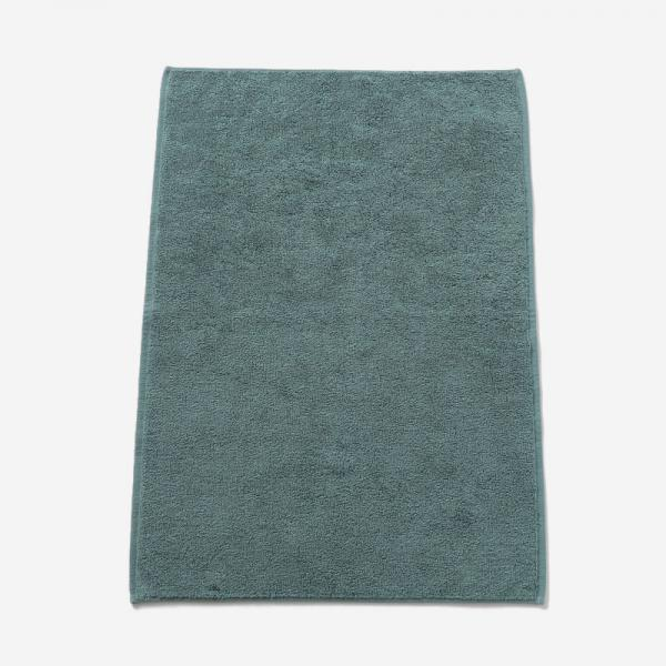 EVERY 18SS タオルマット ブルー 50cm×70cm