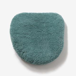 EVERY 18SS トイレ蓋カバー ブルー 60cm×60cm