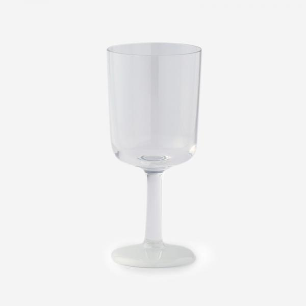 PALM PRODUCTS ワイングラス ホワイト
