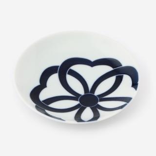 KOMON 豆皿 結び桜 R10.8cm