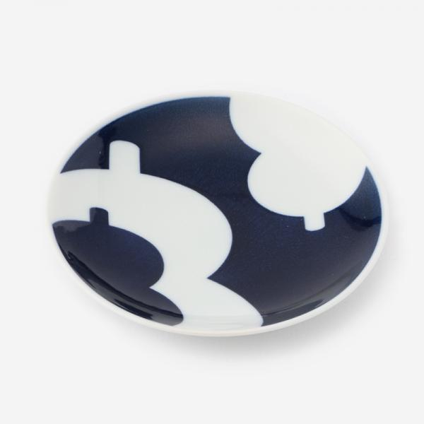 KOMON 豆皿 ひょうたん R10.8cm