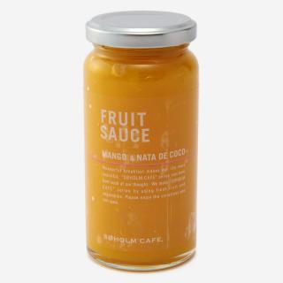SOHOLM フルーツソース マンゴー&ナタデココ