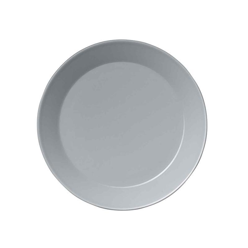 TEEMA プレート R21cm パールグレイ(016232)