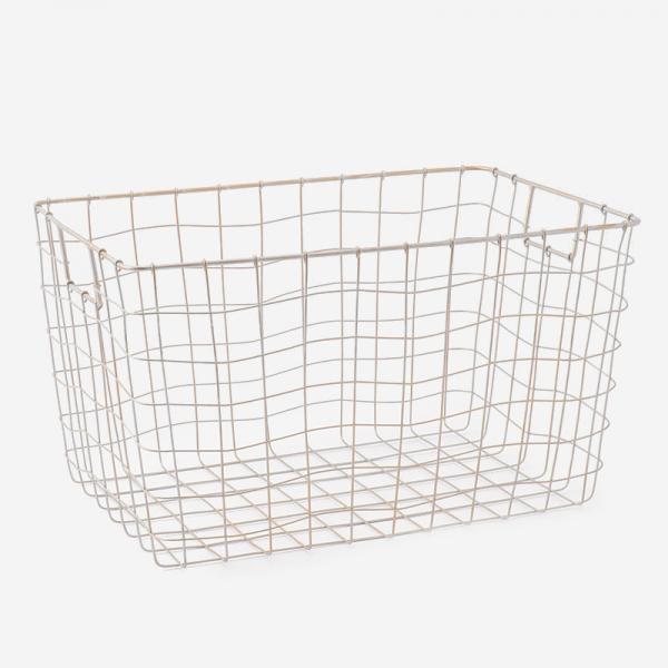 SLOWHOUSE ワイヤーレクトバスケット D31