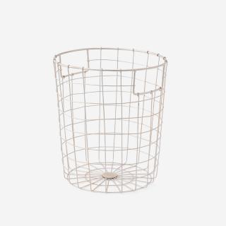 SLOWHOUSE ワイヤーラウンドバスケット D25