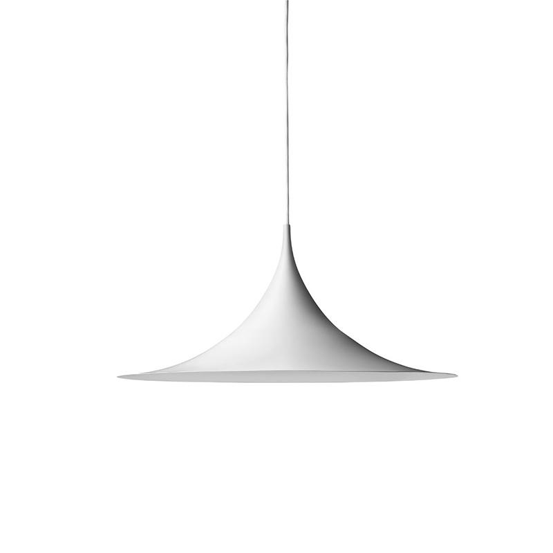 SEMI PENDANT LAMP R60 WHITE