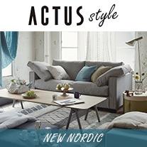 <ACTUS style> NEW NORDIC