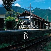 ACTUS STYLE BOOK vol8