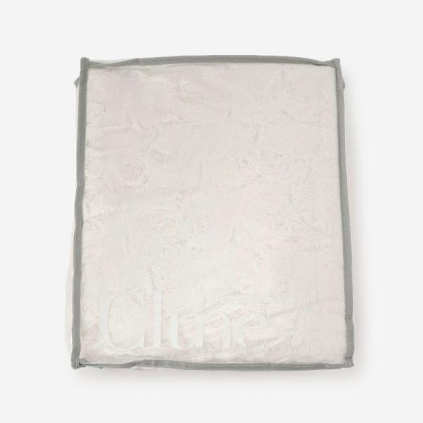 CLUNE 18AW 布団カバー(シングル) 150×210cm アイボリー
